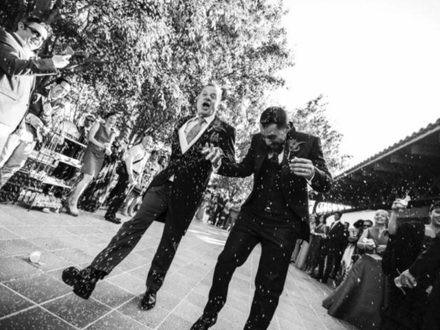 La boda de Richard  y Daniel  en Cartagena, Murcia 2