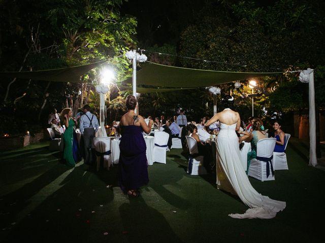 La boda de Alejandro y Alejandra en Benalmadena Costa, Málaga 2