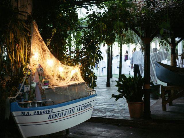 La boda de Alejandro y Alejandra en Benalmadena Costa, Málaga 5