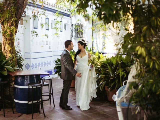 La boda de Alejandro y Alejandra en Benalmadena Costa, Málaga 9