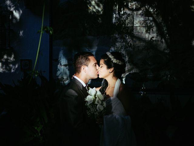La boda de Alejandro y Alejandra en Benalmadena Costa, Málaga 1