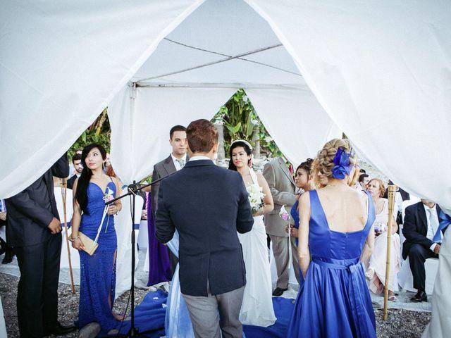 La boda de Alejandro y Alejandra en Benalmadena Costa, Málaga 11