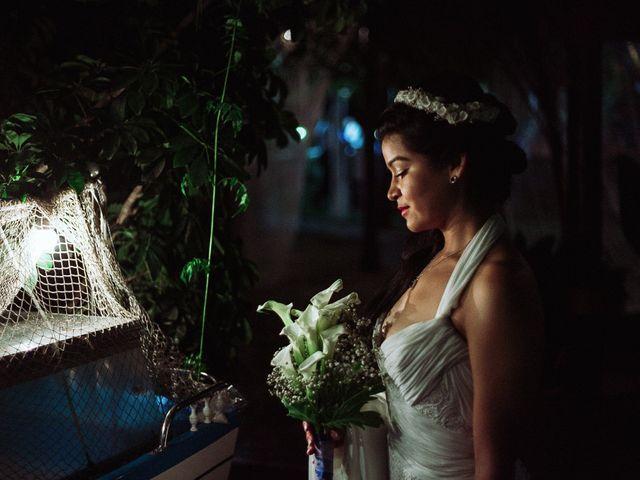 La boda de Alejandro y Alejandra en Benalmadena Costa, Málaga 10