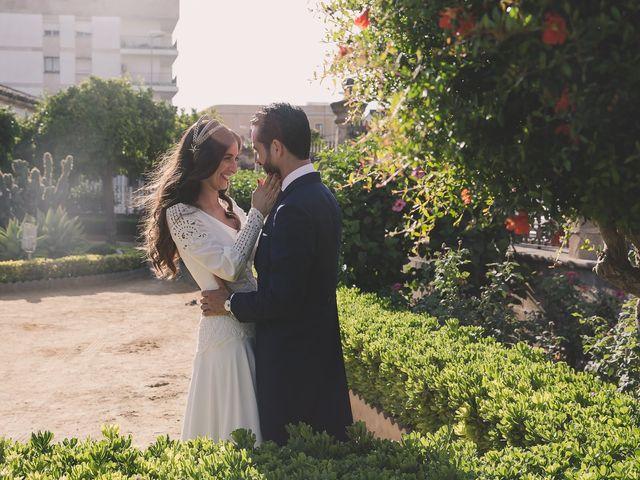 La boda de Eva y Adri