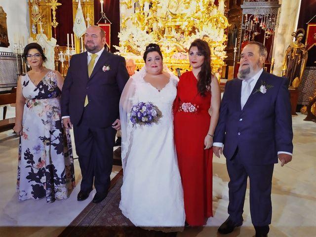 La boda de Jesús y Sandra en Sevilla, Sevilla 7