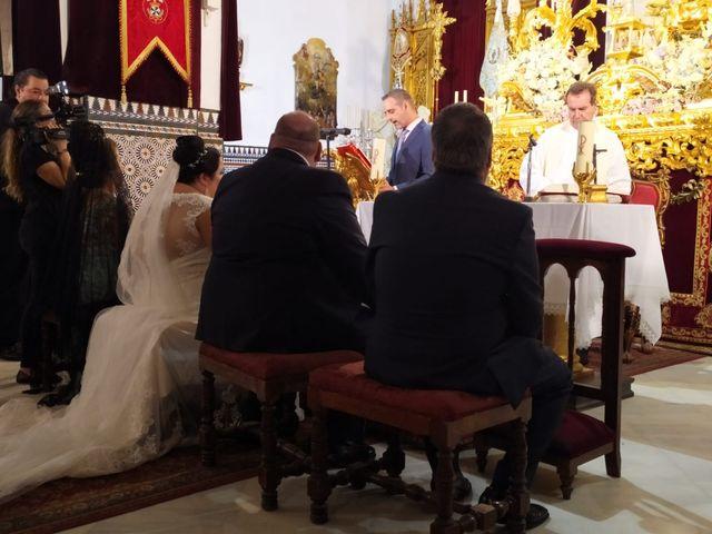 La boda de Jesús y Sandra en Sevilla, Sevilla 10