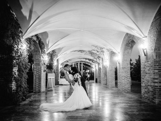La boda de Pablo y Sandra en El Puig, Barcelona 33