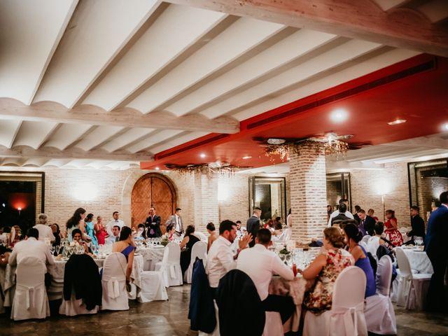 La boda de Pablo y Sandra en El Puig, Barcelona 34