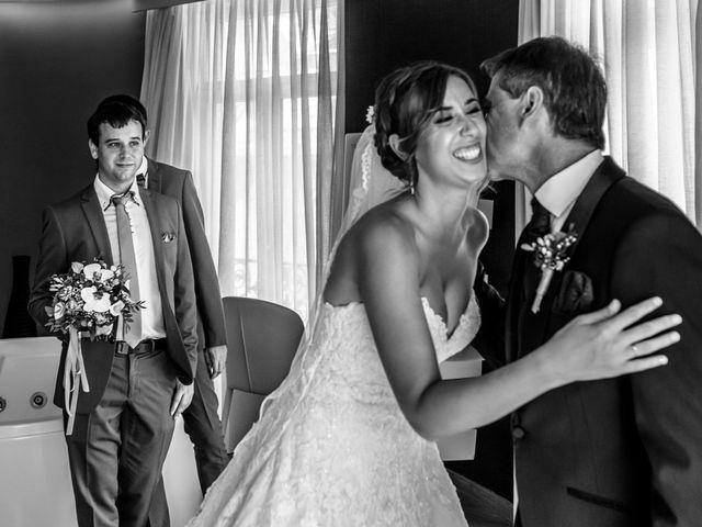 La boda de Rubén y Raquel en Zaragoza, Zaragoza 13
