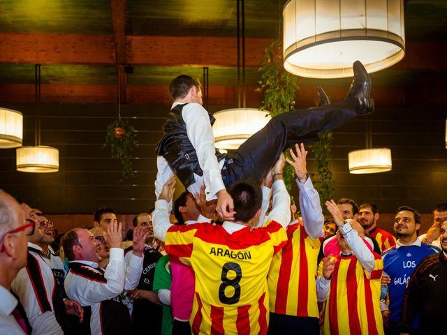 La boda de Rubén y Raquel en Zaragoza, Zaragoza 29