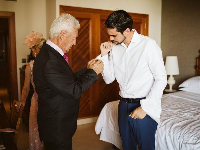 La boda de Juan Carlos  y Abigail en La Caleta (Adeje), Santa Cruz de Tenerife 8
