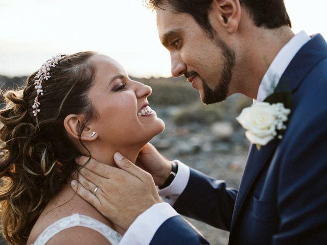La boda de Juan Carlos  y Abigail en La Caleta (Adeje), Santa Cruz de Tenerife 19