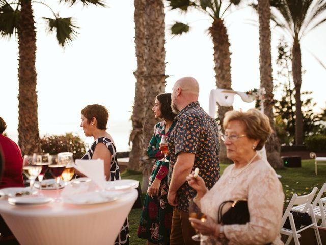 La boda de Juan Carlos  y Abigail en La Caleta (Adeje), Santa Cruz de Tenerife 25