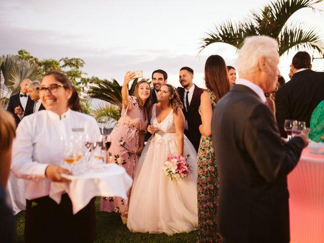 La boda de Juan Carlos  y Abigail en La Caleta (Adeje), Santa Cruz de Tenerife 26