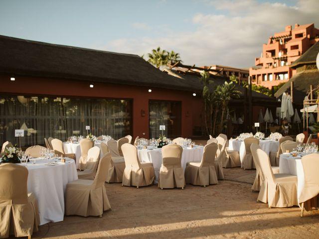 La boda de Juan Carlos  y Abigail en La Caleta (Adeje), Santa Cruz de Tenerife 29
