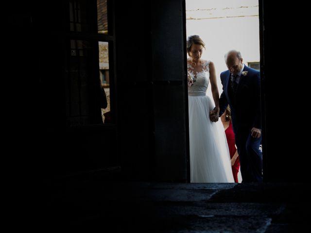 La boda de David y Maria en La Alberca, Salamanca 17