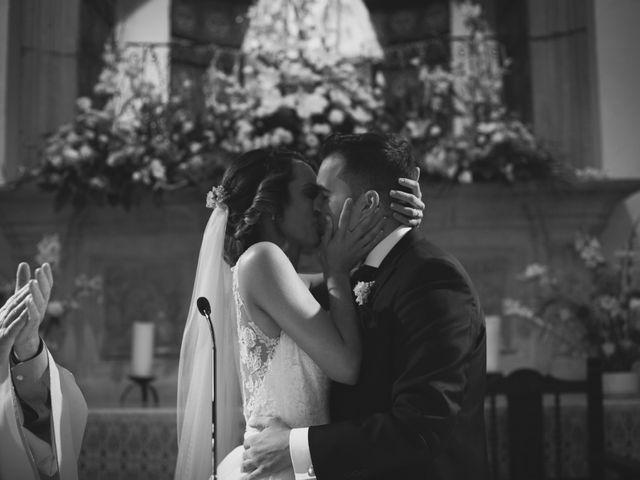 La boda de David y Maria en La Alberca, Salamanca 20