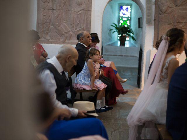 La boda de David y Maria en La Alberca, Salamanca 21