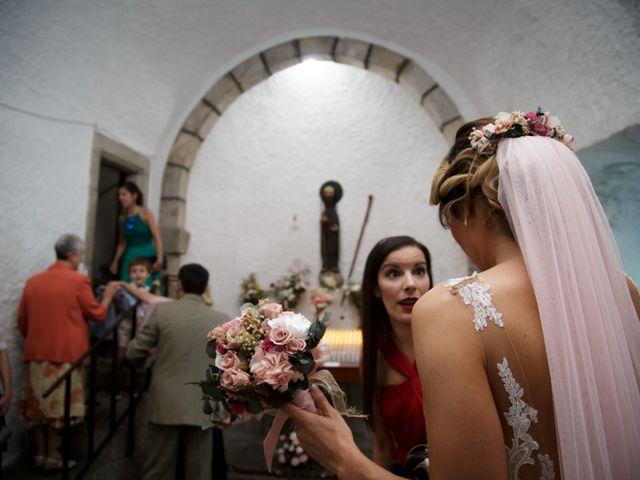 La boda de David y Maria en La Alberca, Salamanca 22