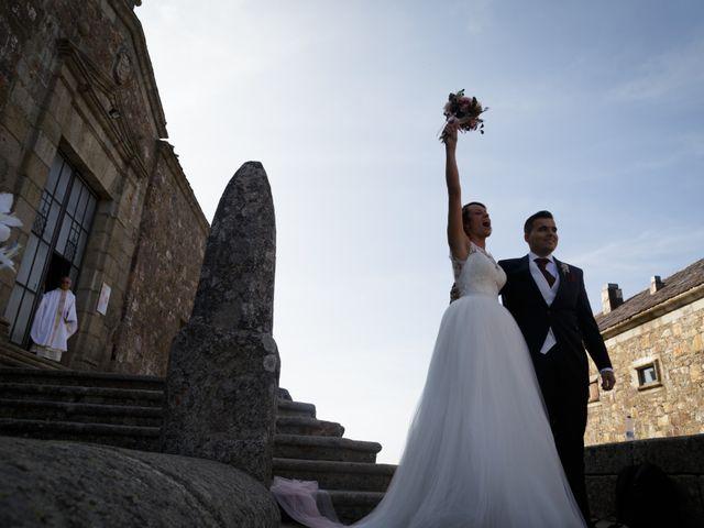 La boda de David y Maria en La Alberca, Salamanca 23