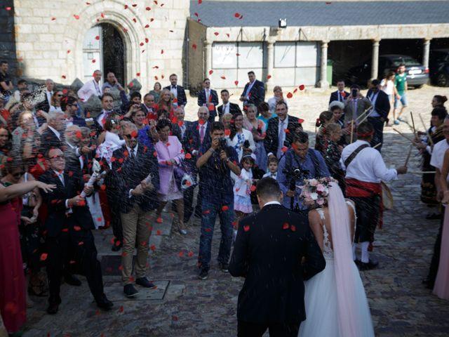 La boda de David y Maria en La Alberca, Salamanca 24
