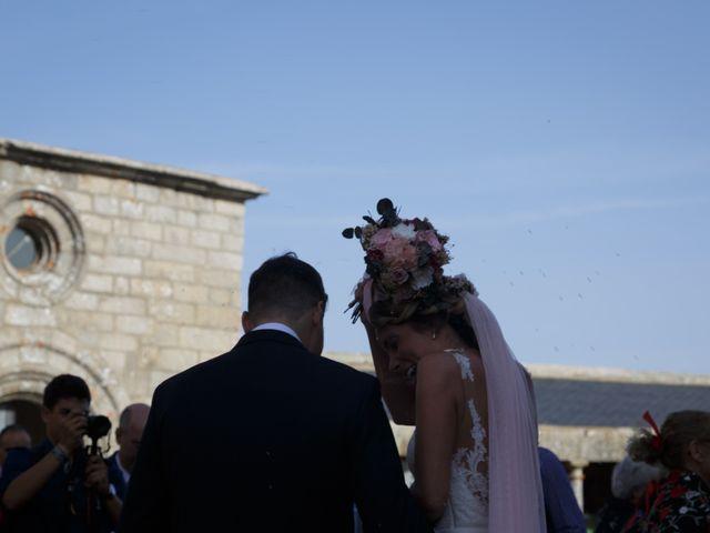 La boda de David y Maria en La Alberca, Salamanca 25