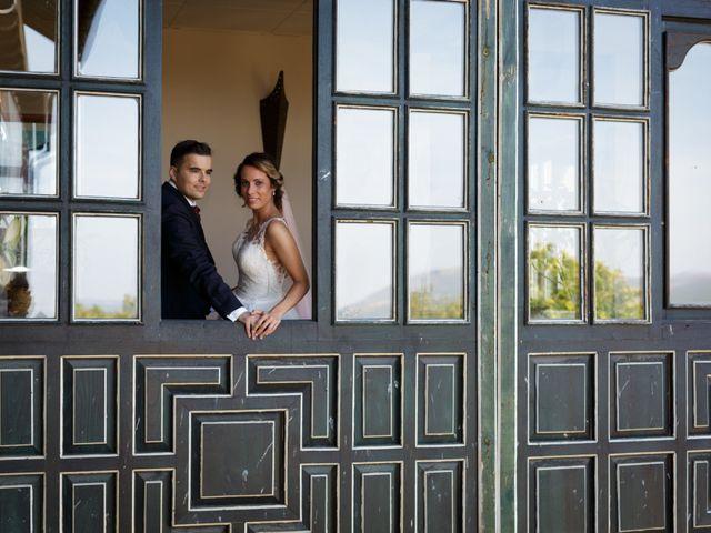 La boda de David y Maria en La Alberca, Salamanca 29