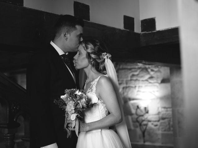 La boda de David y Maria en La Alberca, Salamanca 32