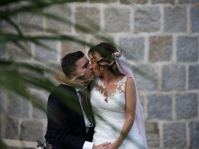 La boda de David y Maria en La Alberca, Salamanca 33