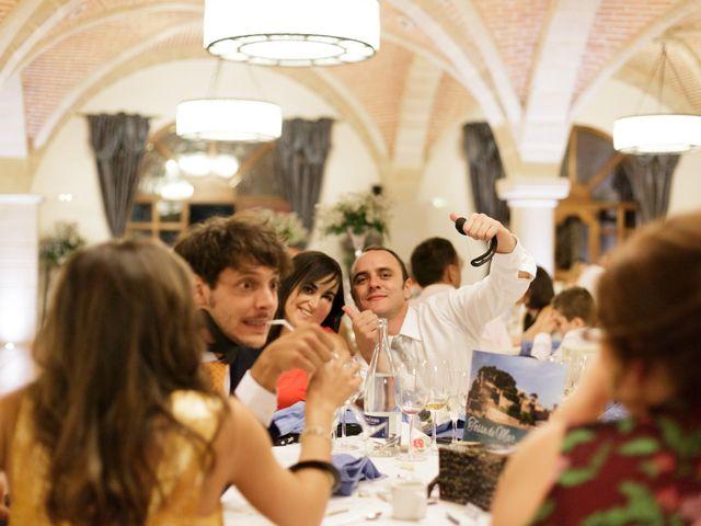 La boda de David y Maria en La Alberca, Salamanca 46