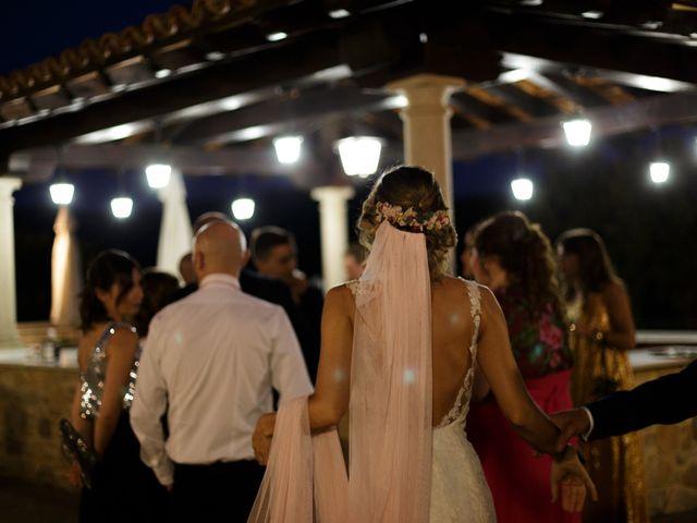 La boda de David y Maria en La Alberca, Salamanca 51