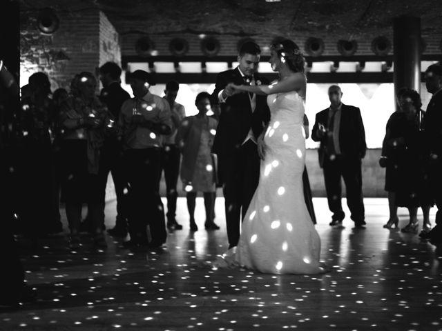La boda de David y Maria en La Alberca, Salamanca 58