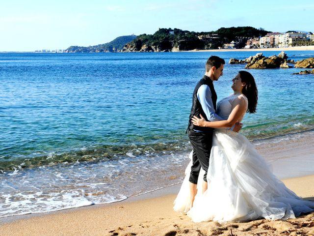 La boda de Rosa y Josep en Montseny, Barcelona 21