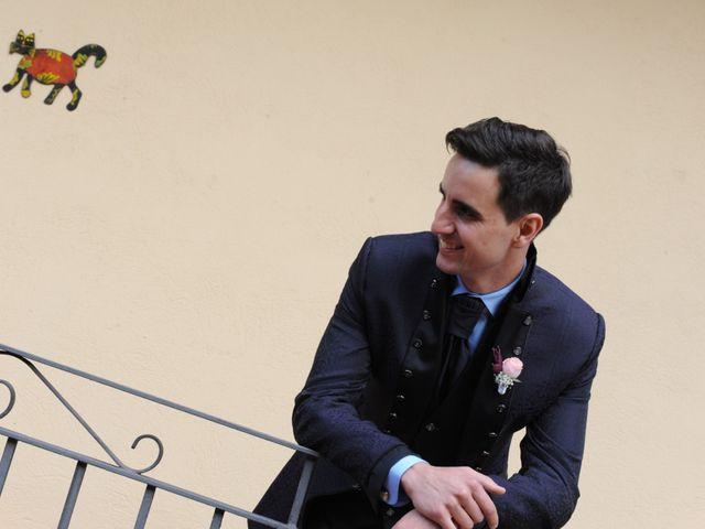 La boda de Rosa y Josep en Montseny, Barcelona 1