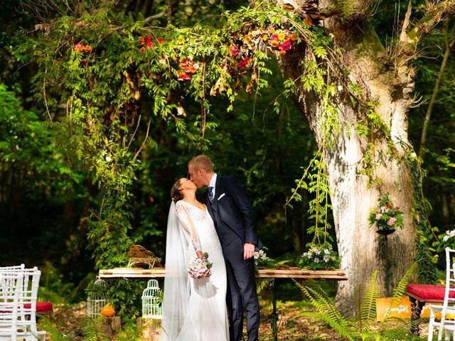 La boda de David y Cristina en Escalante, Cantabria 4
