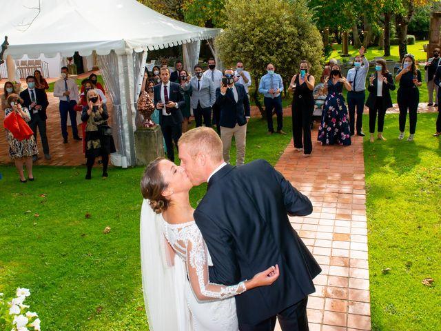 La boda de David y Cristina en Escalante, Cantabria 6