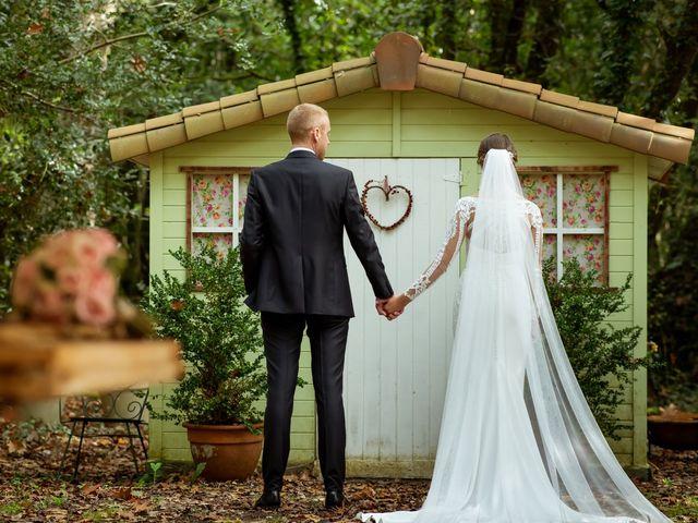 La boda de David y Cristina en Escalante, Cantabria 11