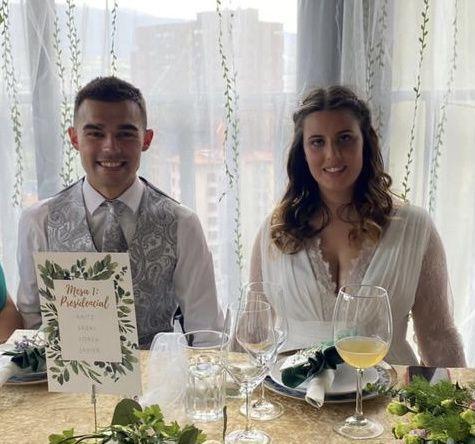 La boda de Aritz y Sarai en Ugao-miraballes, Vizcaya 5