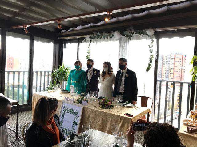 La boda de Aritz y Sarai en Ugao-miraballes, Vizcaya 6