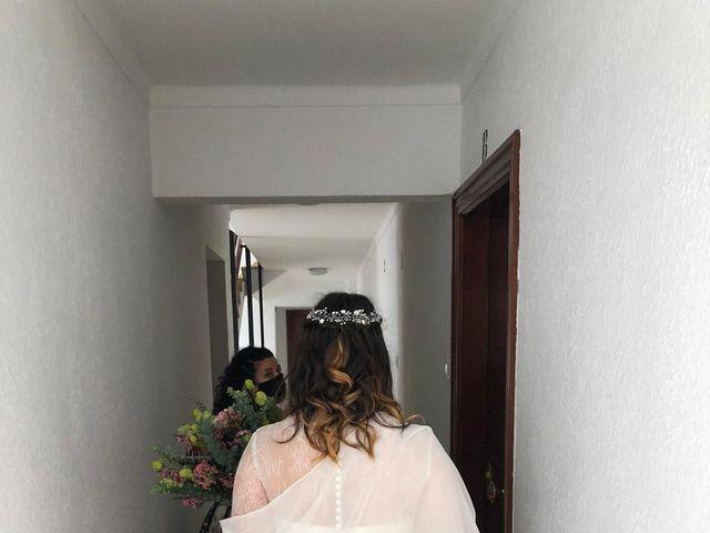 La boda de Aritz y Sarai en Ugao-miraballes, Vizcaya 7