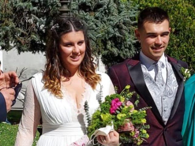La boda de Aritz y Sarai en Ugao-miraballes, Vizcaya 8