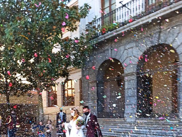 La boda de Aritz y Sarai en Ugao-miraballes, Vizcaya 15