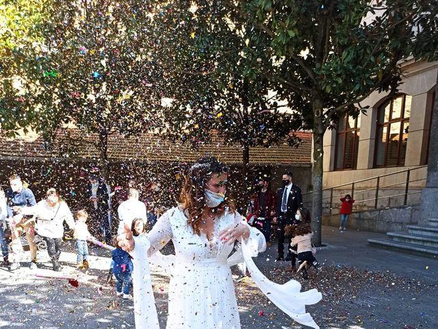 La boda de Aritz y Sarai en Ugao-miraballes, Vizcaya 16