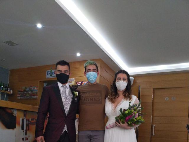 La boda de Aritz y Sarai en Ugao-miraballes, Vizcaya 18