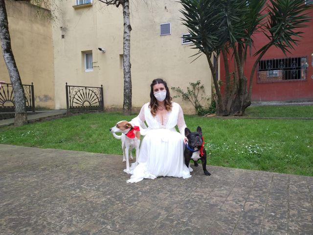 La boda de Aritz y Sarai en Ugao-miraballes, Vizcaya 19