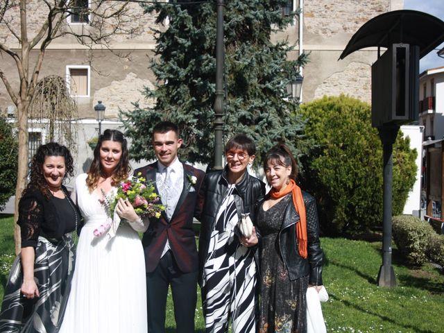 La boda de Aritz y Sarai en Ugao-miraballes, Vizcaya 1