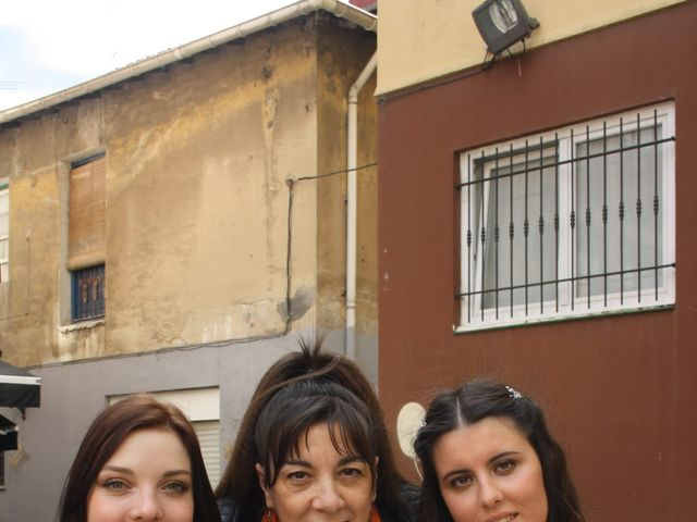 La boda de Aritz y Sarai en Ugao-miraballes, Vizcaya 20