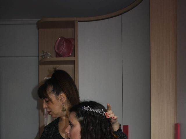 La boda de Aritz y Sarai en Ugao-miraballes, Vizcaya 21
