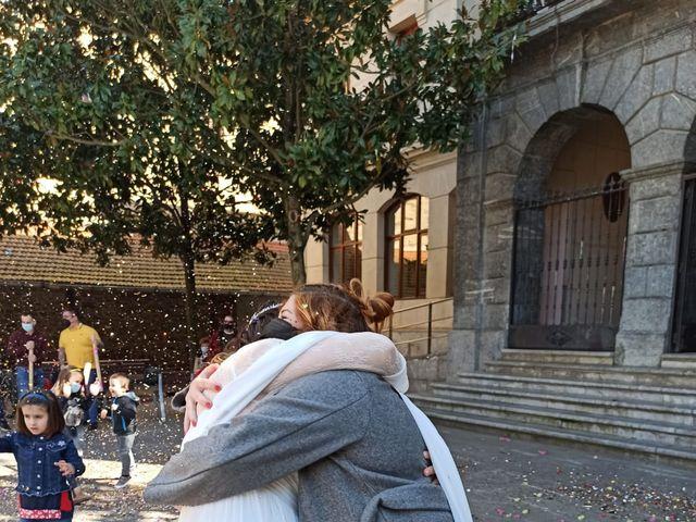 La boda de Aritz y Sarai en Ugao-miraballes, Vizcaya 26
