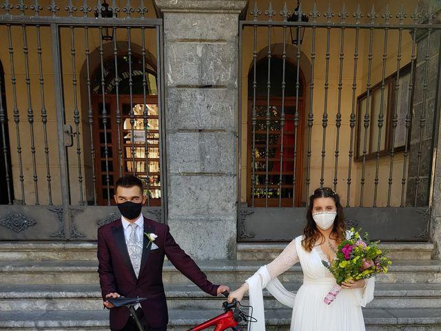 La boda de Aritz y Sarai en Ugao-miraballes, Vizcaya 40